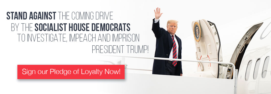 Take Action - Stand With Trump Against Impeachment!
