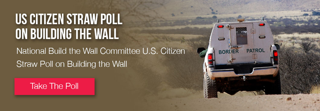 Take Action - US Citizen Straw Poll On Building The Wall