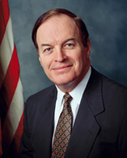 Photo of Sen. Richard Shelby