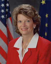 Photo of Sen. Lisa Murkowski