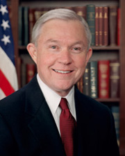 Photo of Sen. Jefferson Sessions