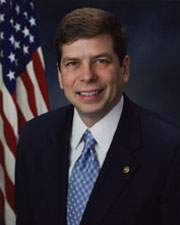 Photo of Sen. Mark Begich